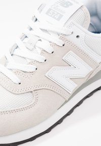 New Balance - WL574 - Sneakers basse - white - 2