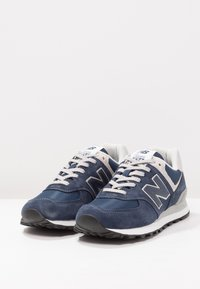 New Balance - WL574 - Baskets basses - navy - 3