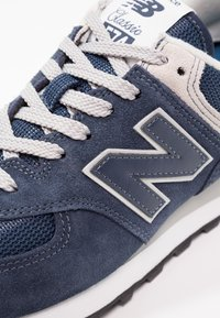 New Balance - WL574 - Baskets basses - navy - 6