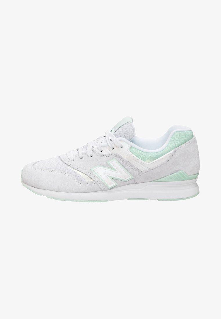 New Balance - WL697-PTT-B - Sneakers basse - light gray, light green
