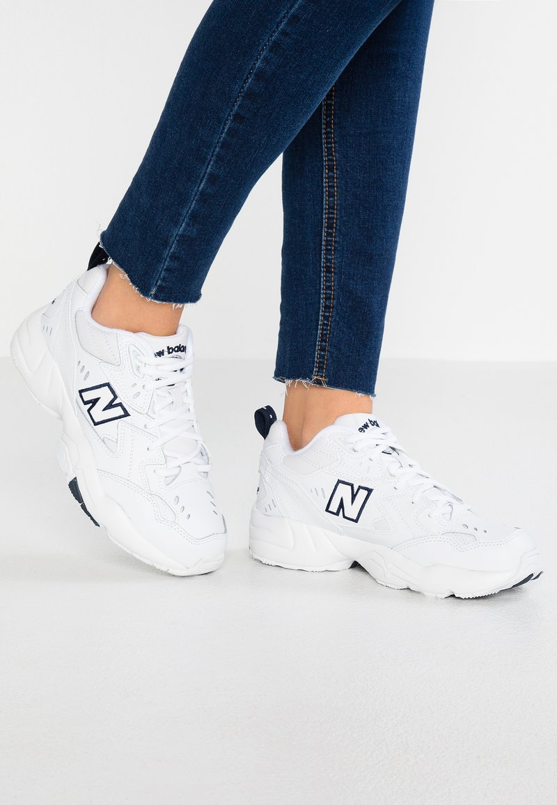 New Balance - WX608 - Sneakersy niskie - white