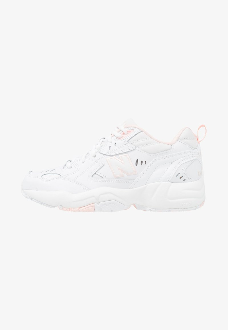 New Balance - Sneakers - white/pink