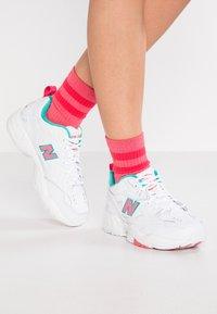 New Balance - Trainers - white/pink - 0