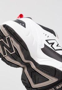 New Balance - WX608 - Sneakersy niskie - schwarz - 2
