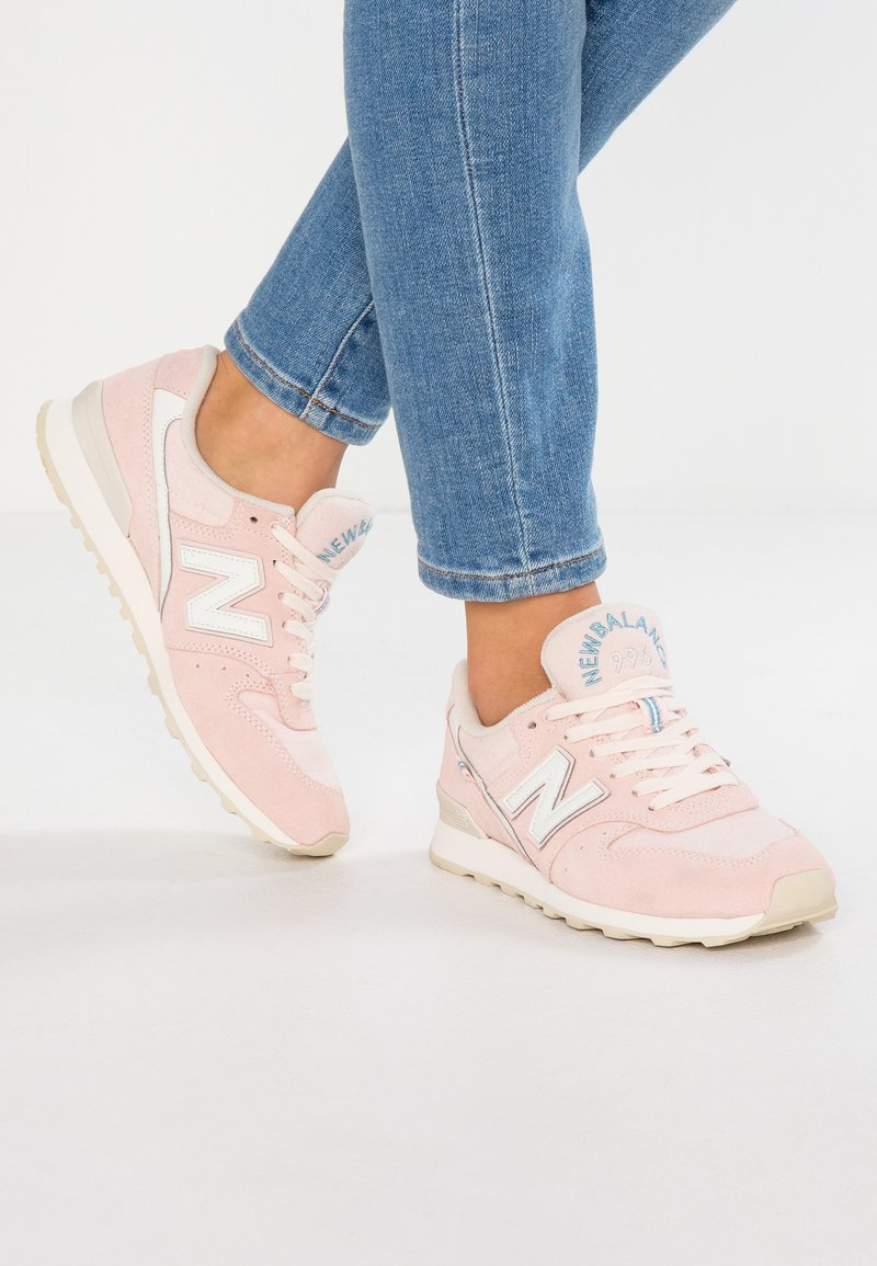 New Balance - WR996 - Sneakers basse - oyster pink