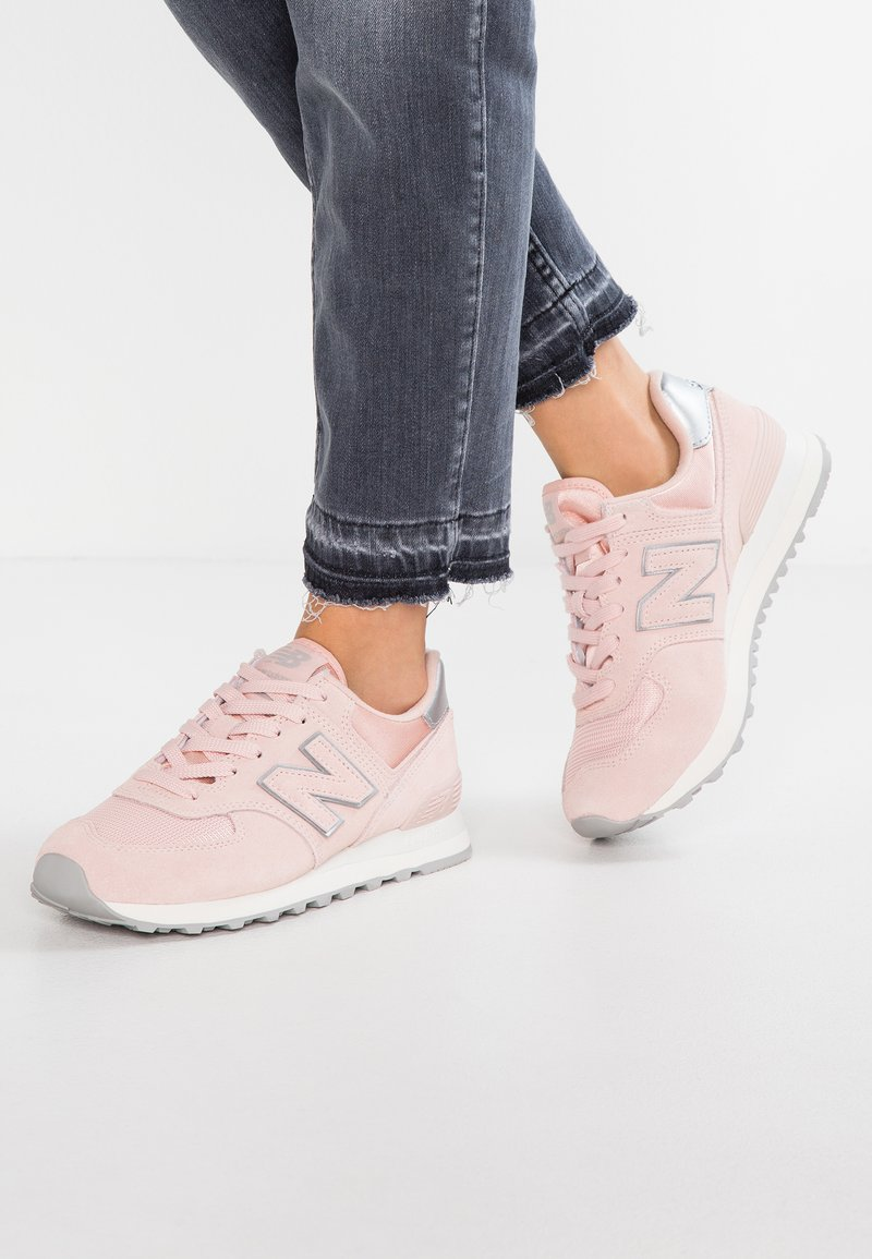 New Balance - WL574 - Sneaker low - oyster pink