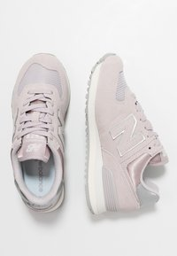 New Balance - WL574 - Zapatillas - rose - 3
