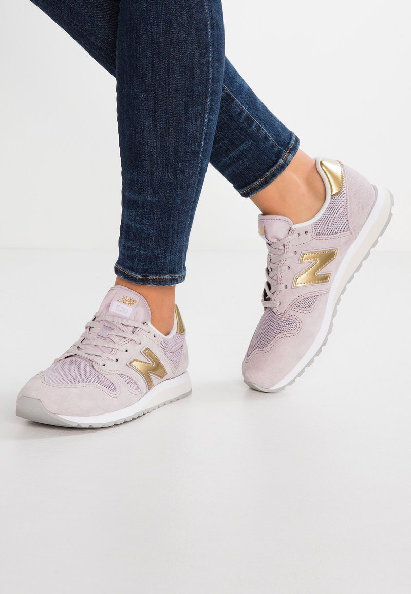 New Balance - WL520 - Sneakers basse - rose