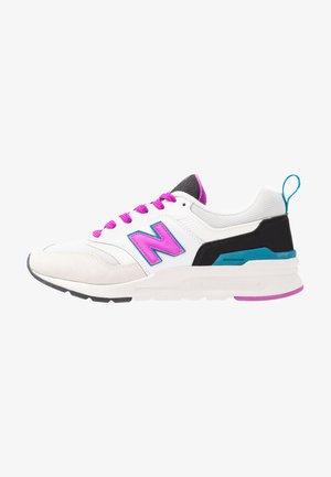 CW997 - Sneakersy niskie - sea salt