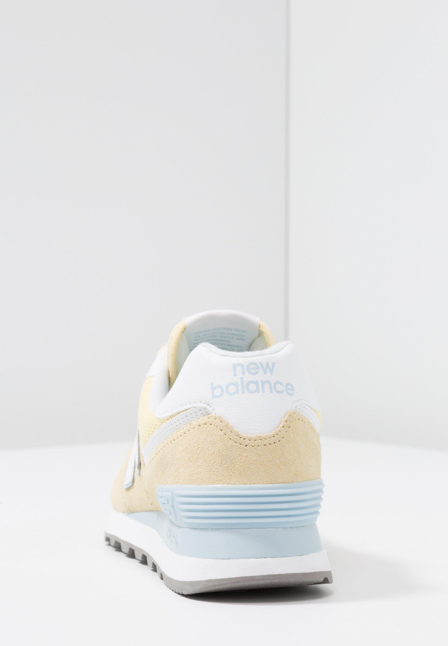 WL574 - Sneaker low - sun glow