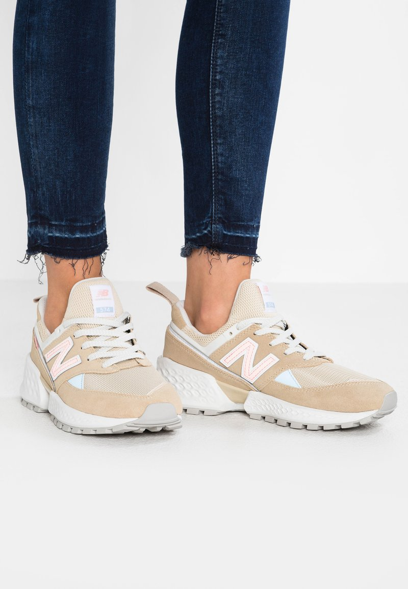 New Balance - WS574 - Trainers - incense