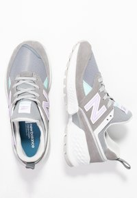 New Balance - WS574 - Sneakers - gunmetal - 3