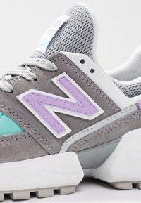 New Balance - WS574 - Sneakers - gunmetal - 2