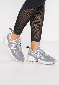New Balance - WS574 - Sneakers - gunmetal - 0