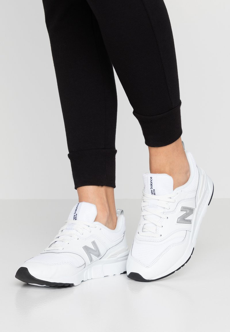 New Balance - CW997 - Sneakersy niskie - white/silver
