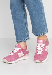 New Balance - WL515 - Trainers - oyster pink - 0