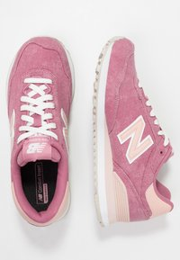 New Balance - WL515 - Trainers - oyster pink - 3