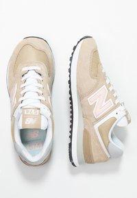 New Balance - WL574 - Trainers - hemp - 3