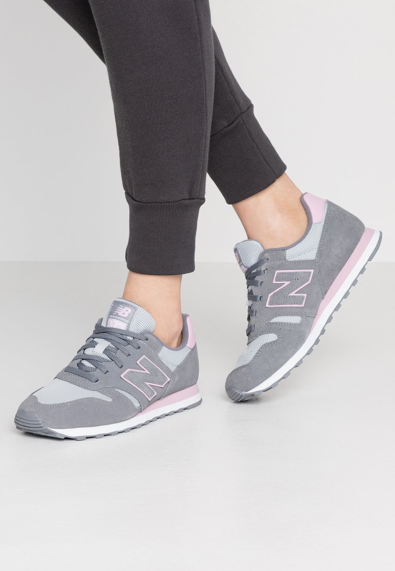New Balance - WL373 - Trainers - grey/pink