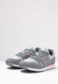 New Balance - WL373 - Sneaker low - grey/pink - 4