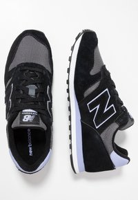 New Balance - WL373 - Zapatillas - black/white - 3