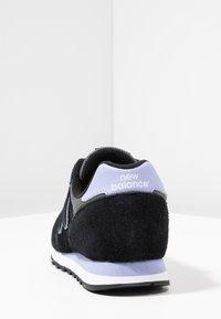 New Balance - WL373 - Zapatillas - black/white - 5