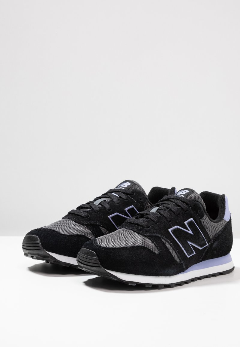 New Balance Basses white Black Wl373Baskets JK5Tl1c3uF