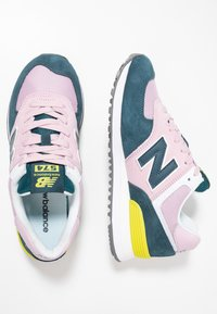 New Balance - WL574 - Zapatillas - pink/blue - 3