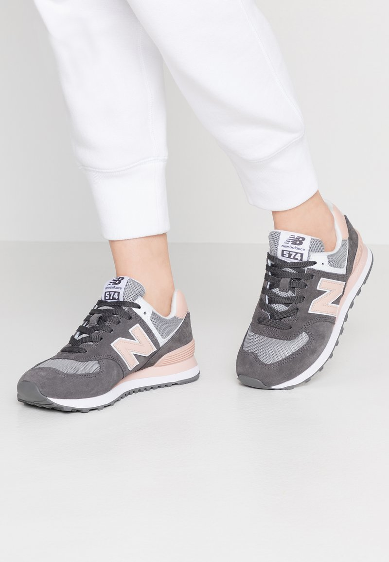 New Balance - WL574 - Joggesko - grey