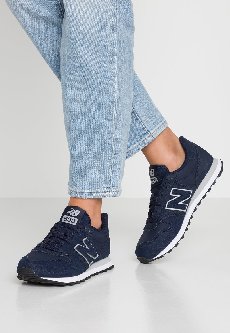 New Balance - GW500 - Trainers - navy/silver