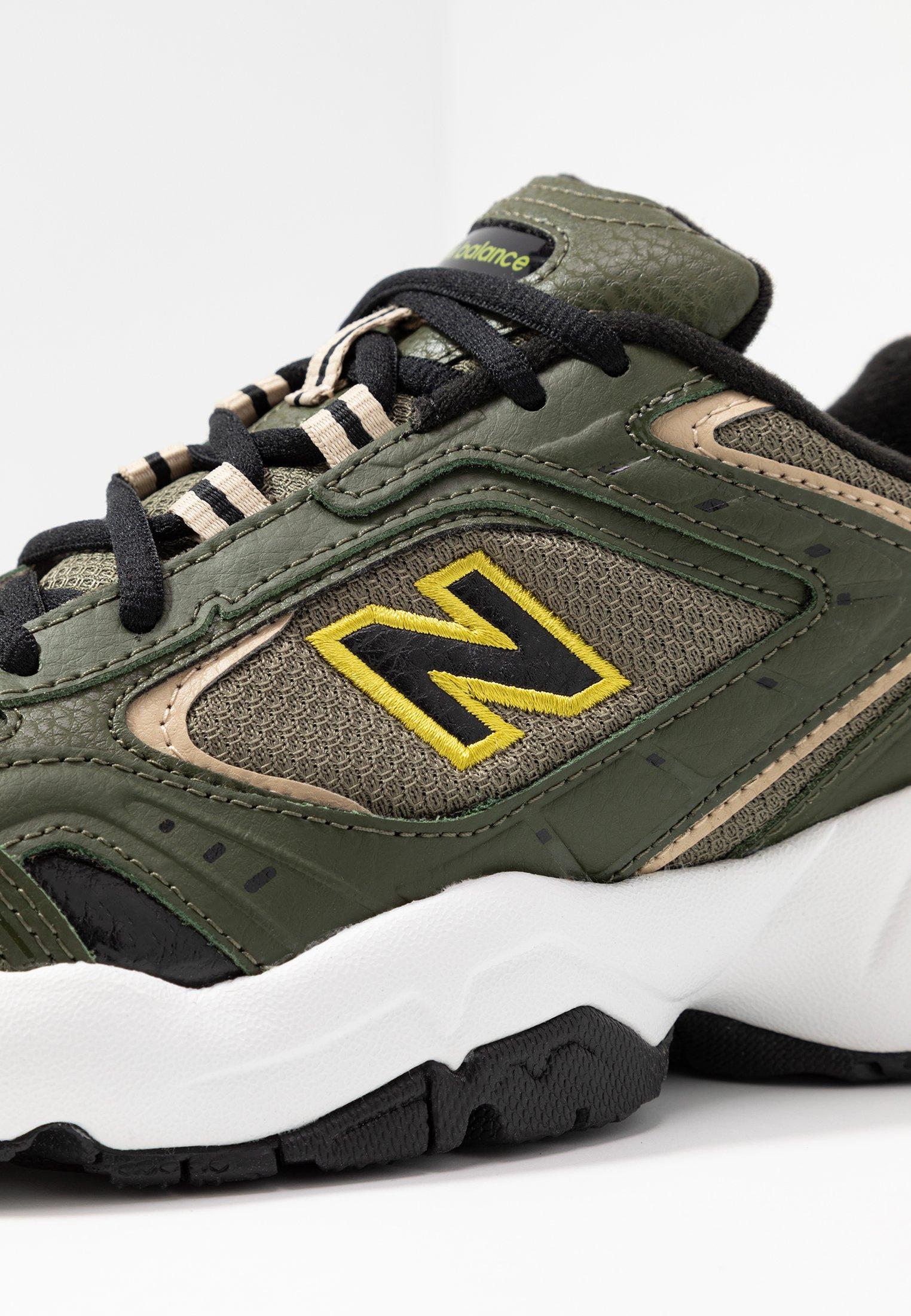 WX452 - Sneakers laag - green