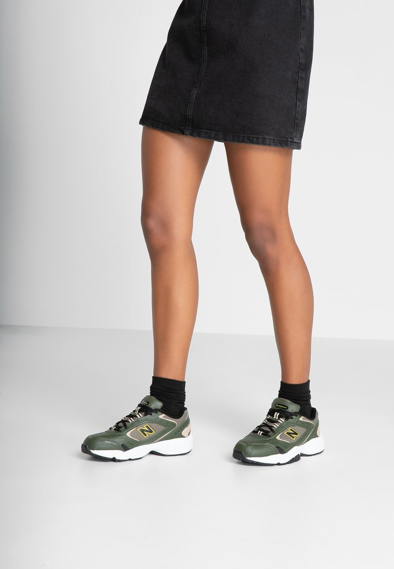 New Balance - WX452 - Sneakers - green
