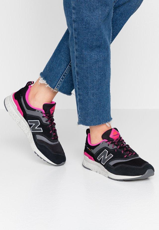CW997 - Sneakers laag - black/grey