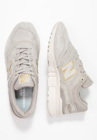 New Balance - Trainers - grey - 3