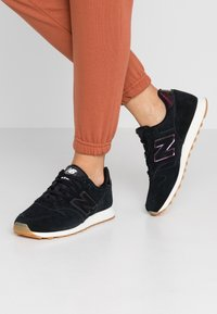 New Balance - Sneakers laag - black - 0