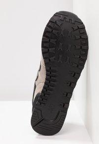 New Balance - WL574 - Zapatillas - grey/black - 6