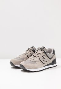 New Balance - WL574 - Zapatillas - grey/black - 4