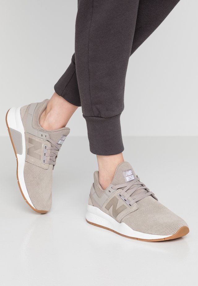 WS247 - Sneakers laag - grey/white