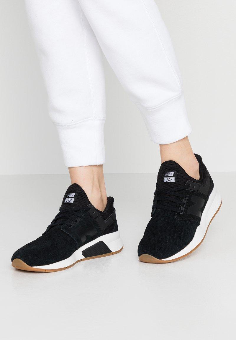 New Balance - WS247 - Sneaker low - black/white