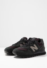 New Balance - 574 - Sneakers basse - black - 4