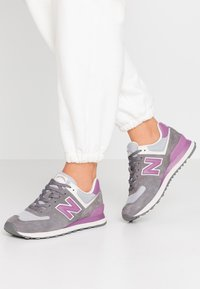 New Balance - 574 - Trainers - grey - 0