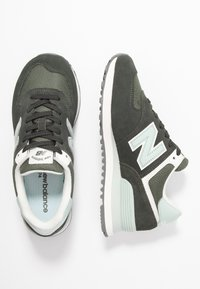 New Balance - 574 - Sneakers - green - 3