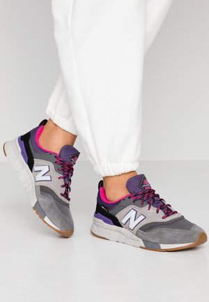 997 - Zapatillas - grey/purple