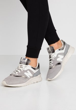 997 - Sneakersy niskie - grey/black