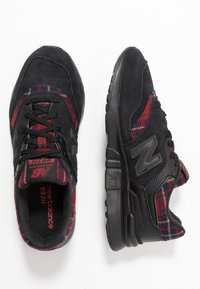 New Balance - 997 - Trainers - black/red - 3