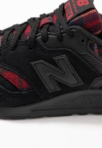 New Balance - 997 - Trainers - black/red - 2
