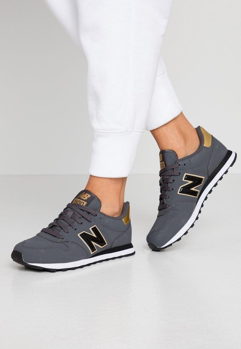 New Balance - 500 - Sneakersy niskie - grey