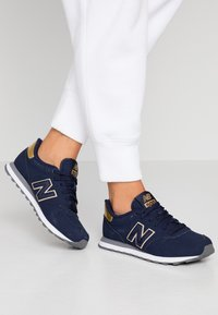 New Balance - 500 - Zapatillas - navy - 0