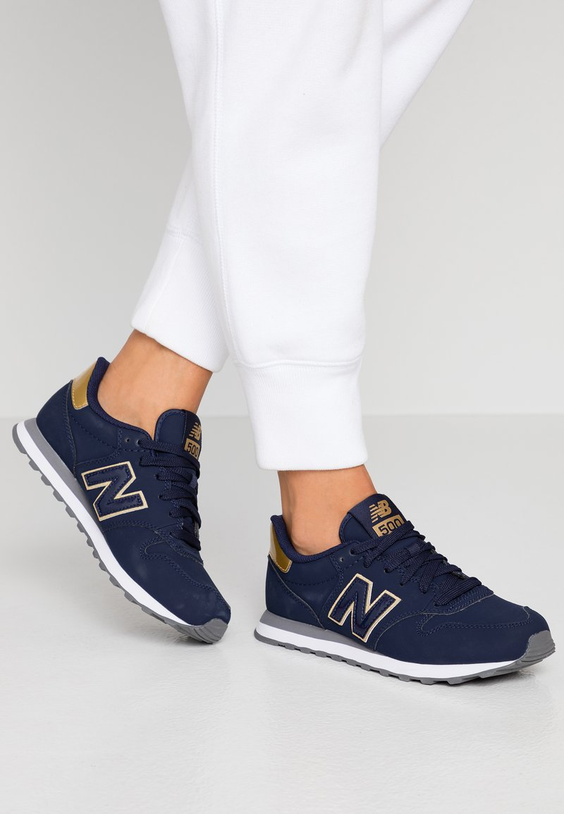 New Balance - 500 - Zapatillas - navy