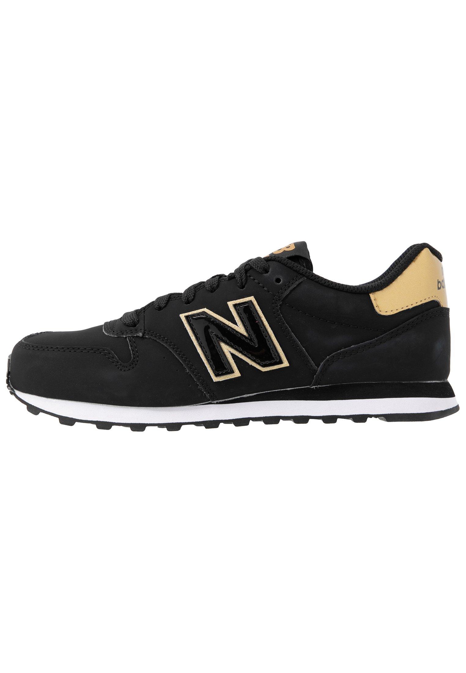 New Balance 500 - Sneakers laag - navy - Zalando.nl